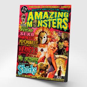 Amazing Monsters nº 10