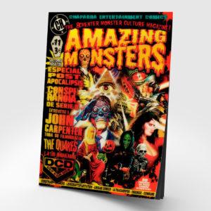 Amazing Monsters nº 11
