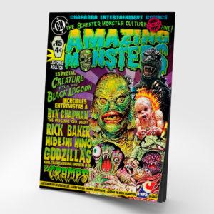 Amazing Monsters nº 15