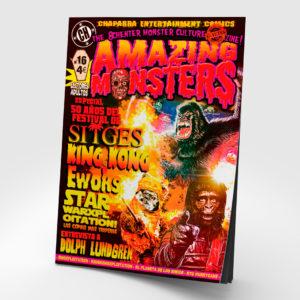 Amazing Monsters nº 16