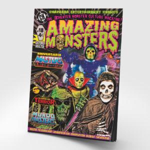 Amazing Monsters nº18