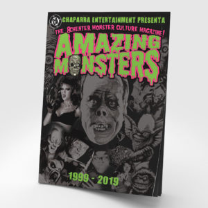 Amazing Monsters 1999-2019