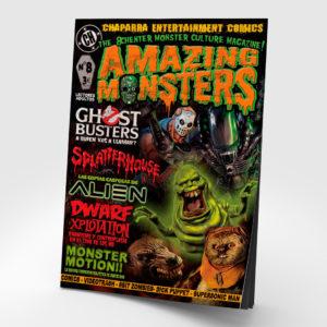 Amazing Monsters nº 8