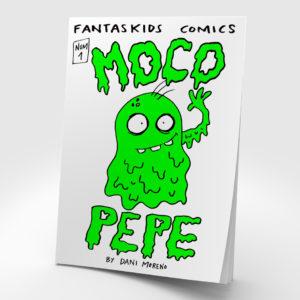 Moco Pepe nº 1