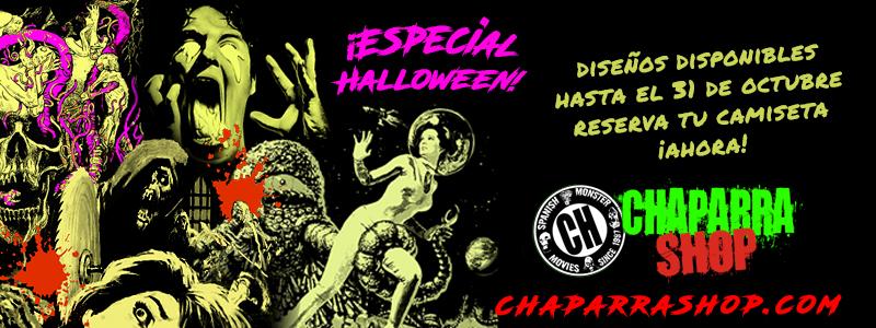 Promoción especial halloween 2020